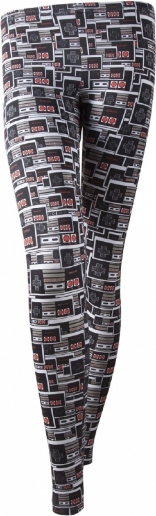 Nintendo All over print controller legging