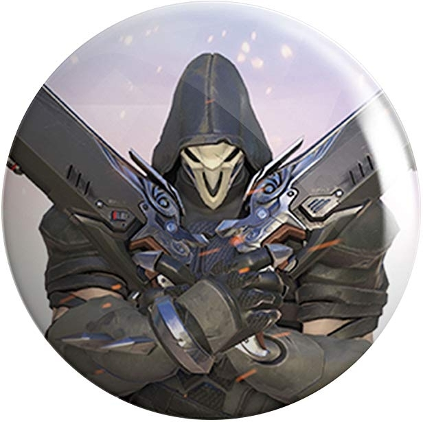 Overwatch Button - Reaper