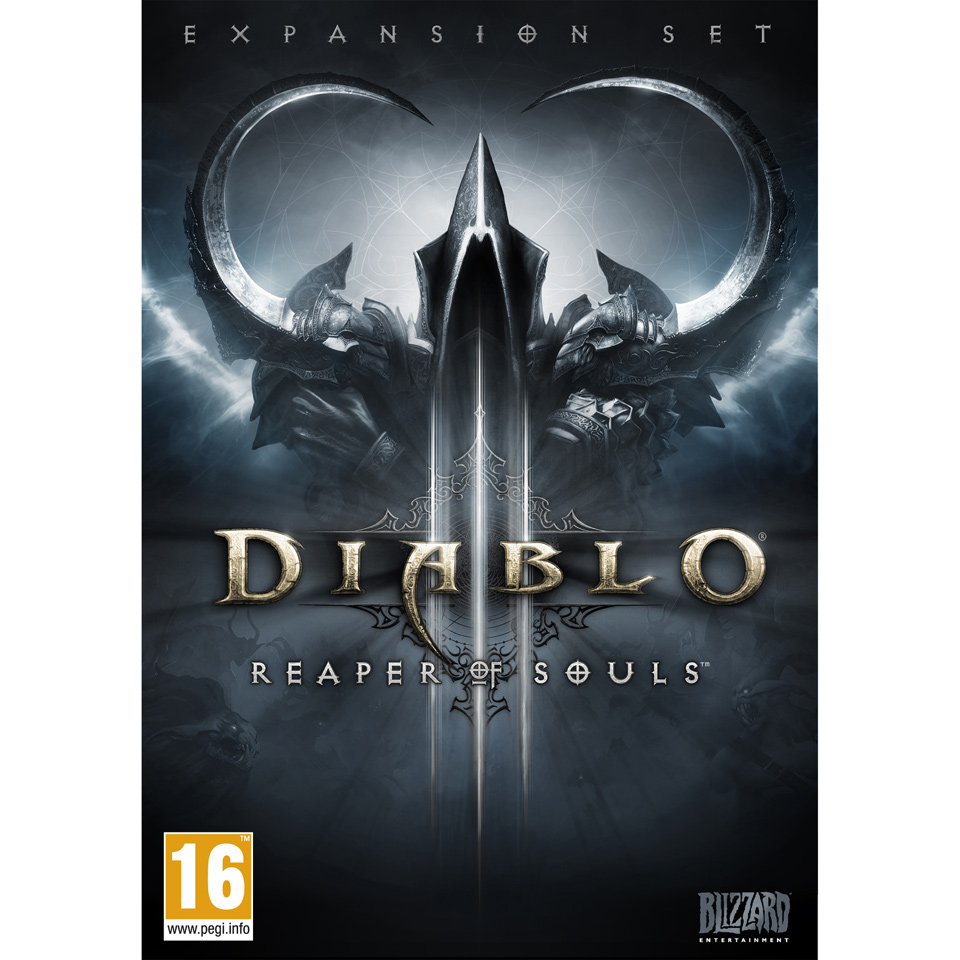 PC Diablo 3 Reaper of Souls