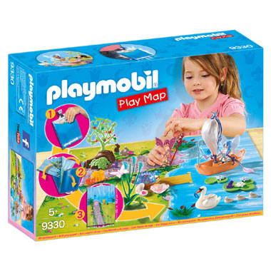 Playmobil  Play Map