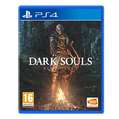 PS4 Dark Souls Remastered