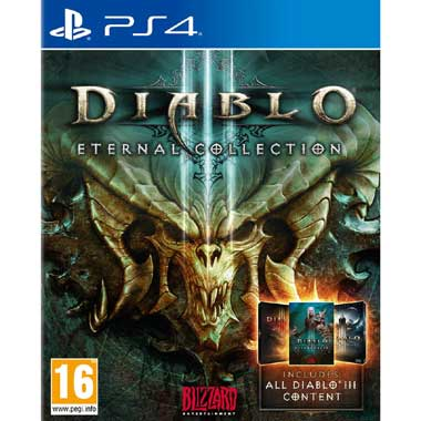 PS4 Diablo 3 Eternal Collection