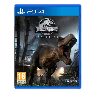 PS4 Jurassic World Evolution