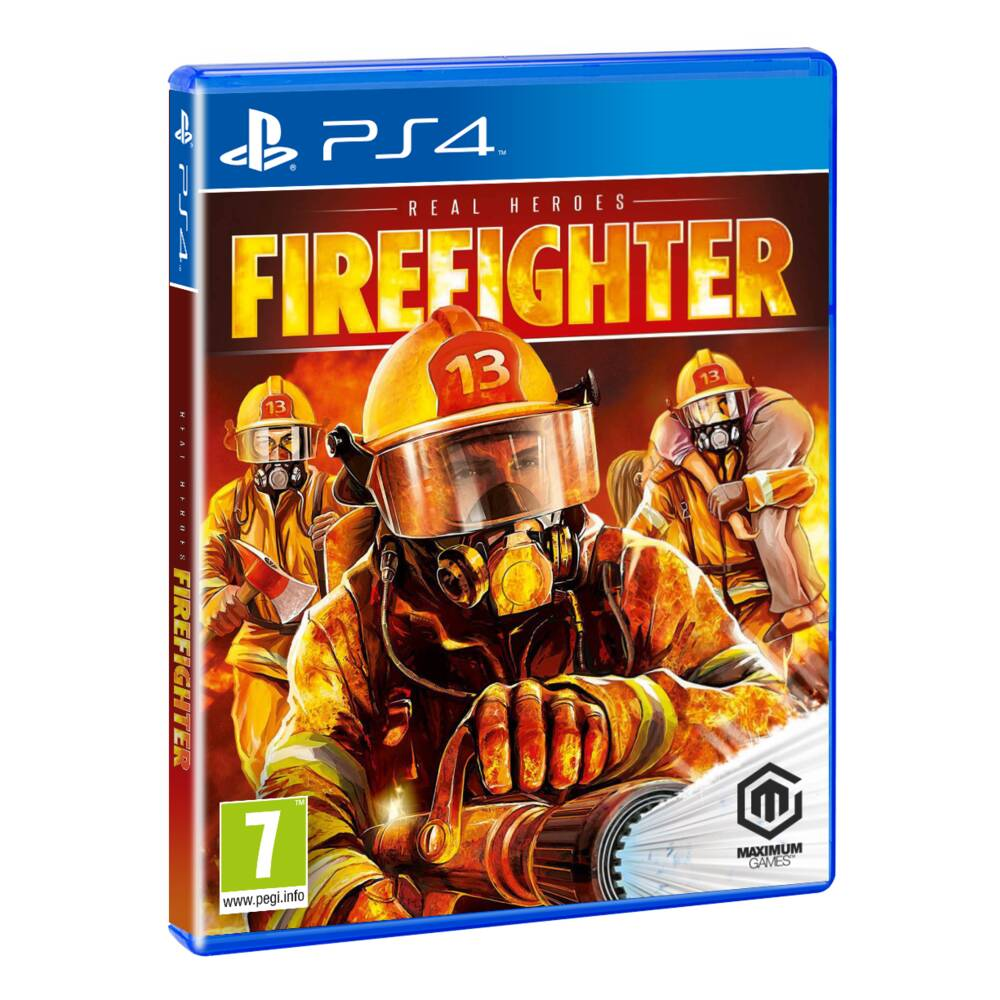 PS4 Real Heroes Firefighter