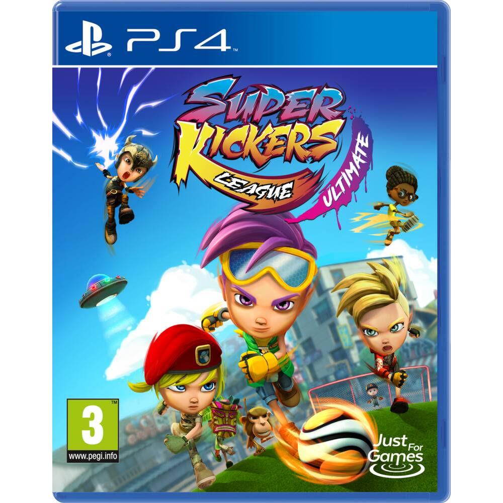 PS4 Super Kickers League Ultimate Edition