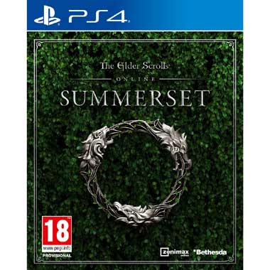 PS4 The Elder Scrolls Online Summerset