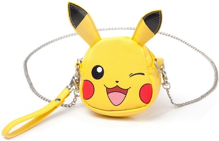 Pokemon - Pikachu Shaped Girls Wallet