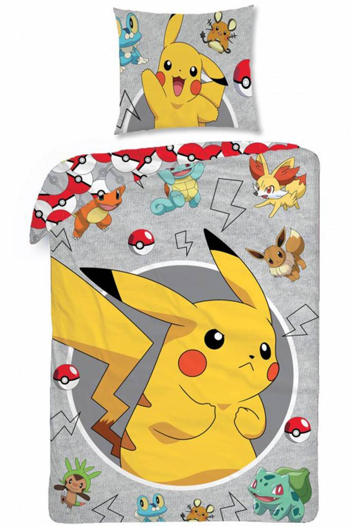 Pokemon   Catch 140x200xm + 70x90cm