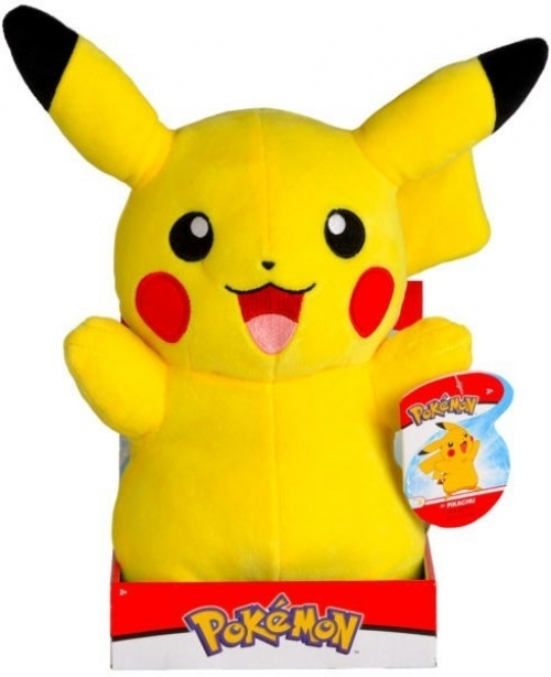 Pokemon Pluche - Pikachu (Wicked Cool Toys)