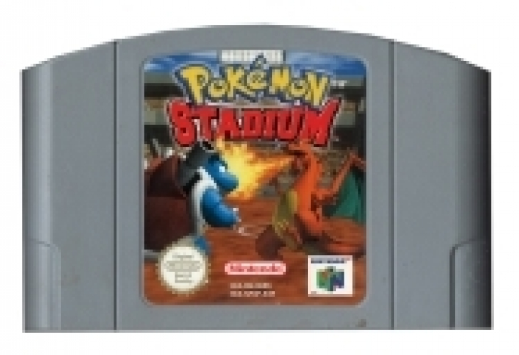 Pokemon Stadium (losse cassette)