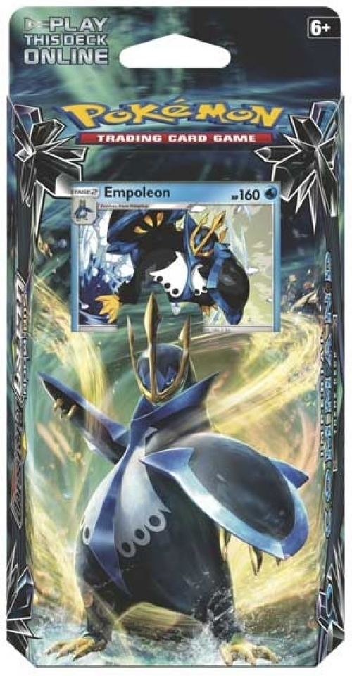 Pokemon TCG Sun & Moon Ultra Prism Imperial Command Theme Deck