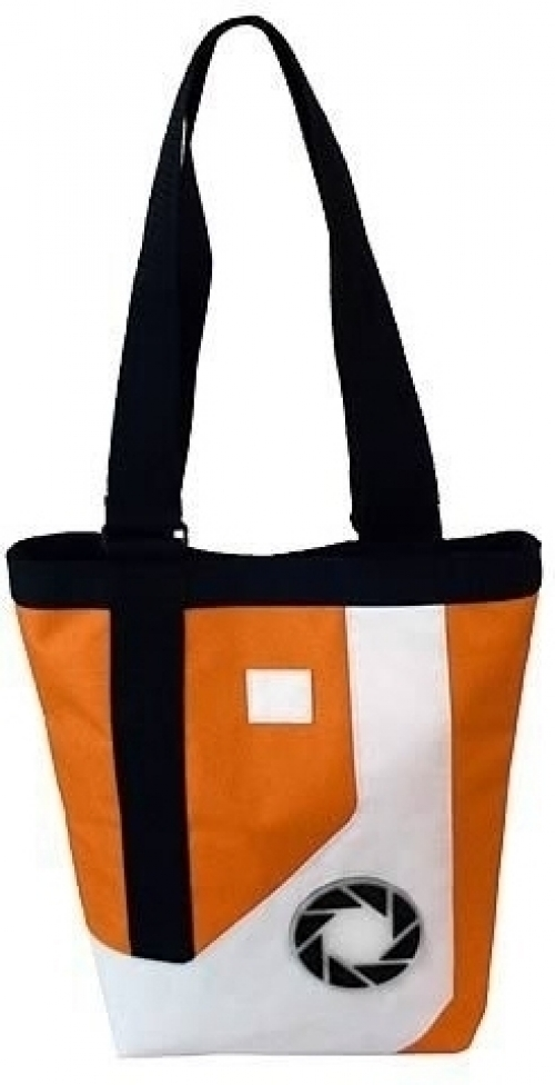 Portal 2: Chell Jumpsuit Tote