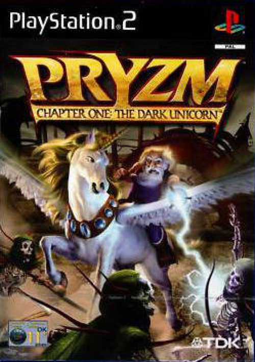 Pryzm Chapter One The Dark Unicorn