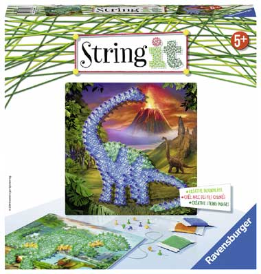 Ravensburger String it dino´s