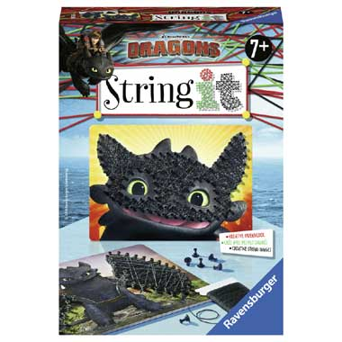 Ravensburger String it draken