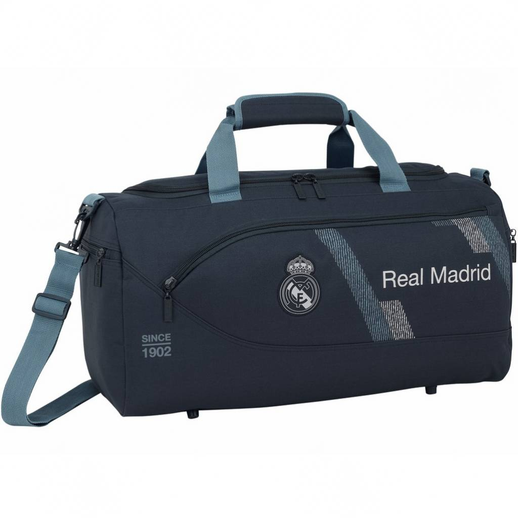 Real Madrid  Ribbed 50 x 25 x 25 cm - Polyester
