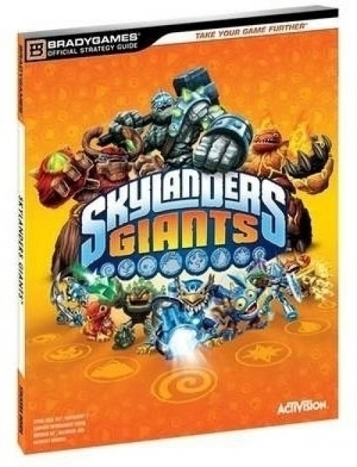Skylanders Giants Official Strategy Guide (PC / PS3 / Xbox 360 / Wii)