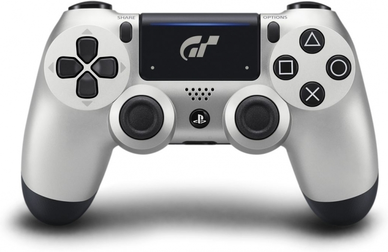 Sony Dual Shock 4 Controller V2 (Gran Turismo Sport Edition)