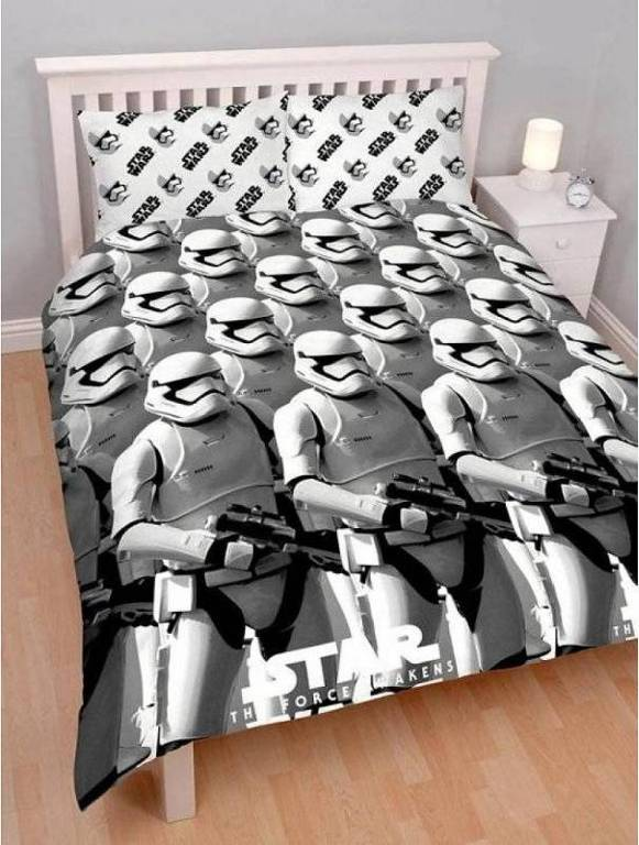 Star Wars   Stormtroopers 200x200cm - Polyester