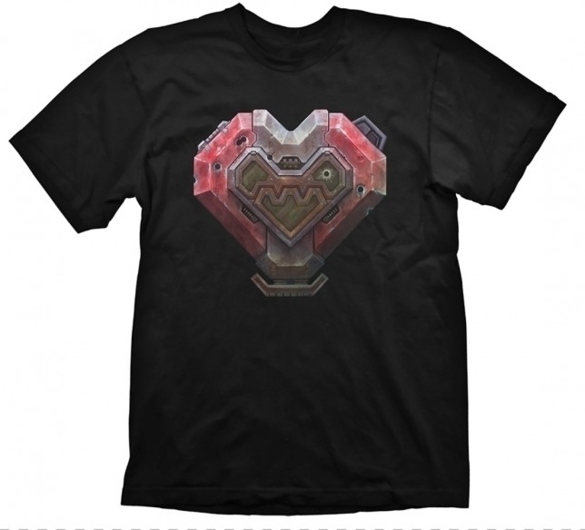 Starcraft 2 T-Shirt Terran Heart