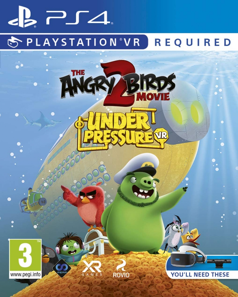 The Angry Birds Movie 2 Under Pressure VR (PSVR Required)