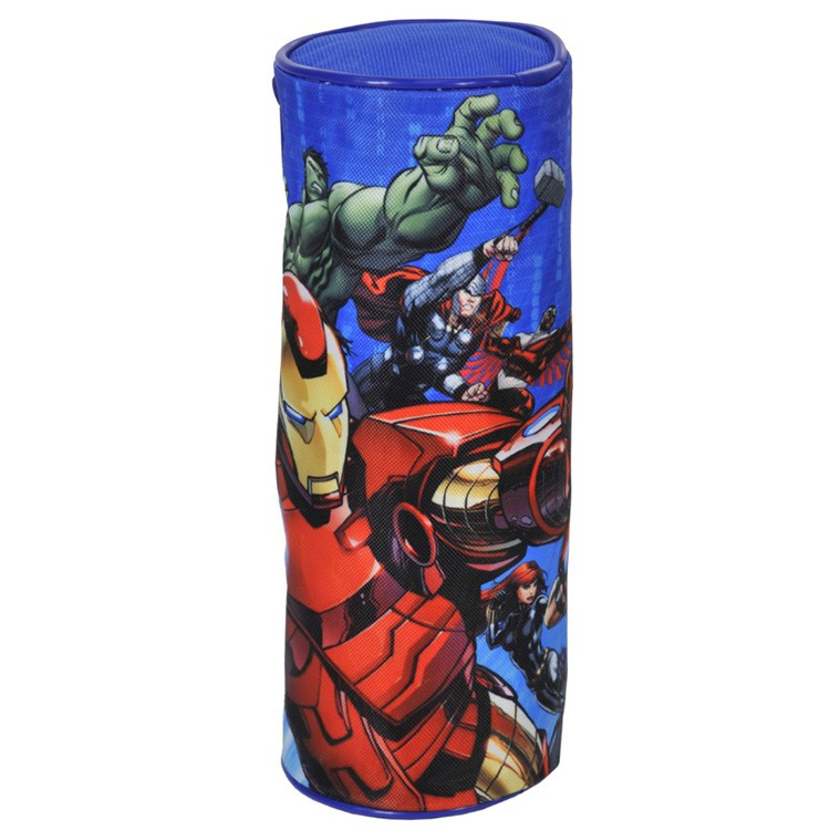 The Avengers Blauw Etui