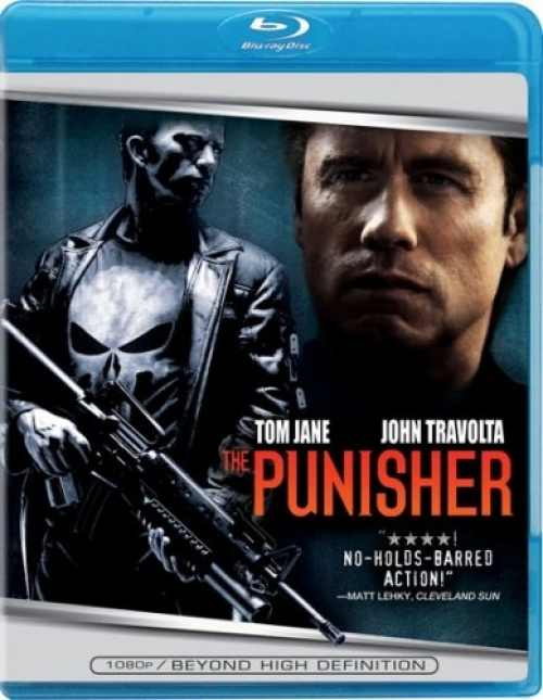 The Punisher (2004) (UK)
