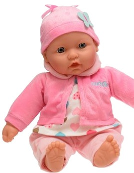 Baby Babypoppen