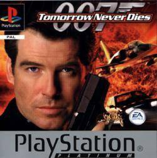 Tomorrow Never Dies (platinum)