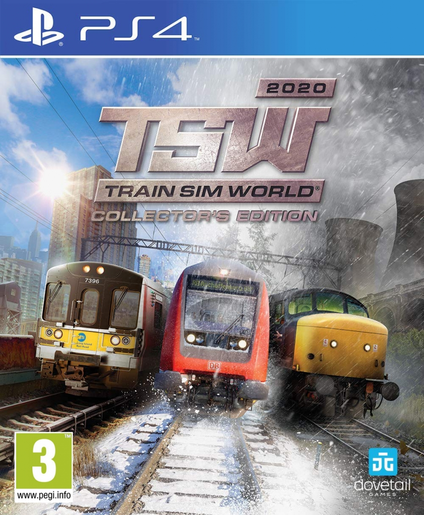 Train Sim World 2020 Collector\s Edition
