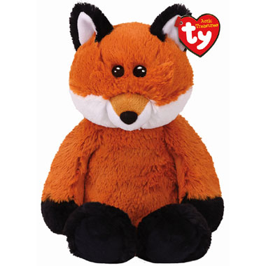 Ty Attic Treasure knuffel vos Fred - 33 cm