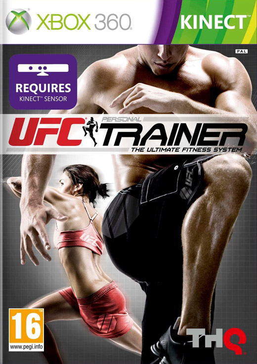 UFC Personal Trainer (Kinect)