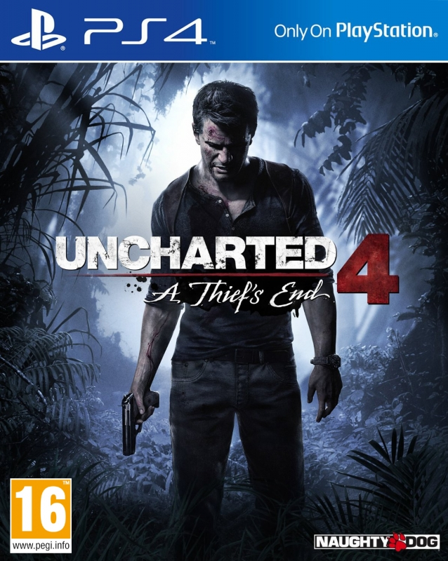 Uncharted 4: A Thief\s End