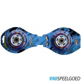Wheelset StreetSurfing Clear Blue
