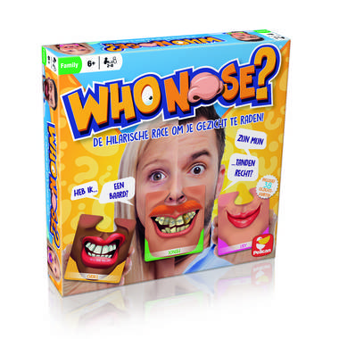 Who Nose? - partyspel