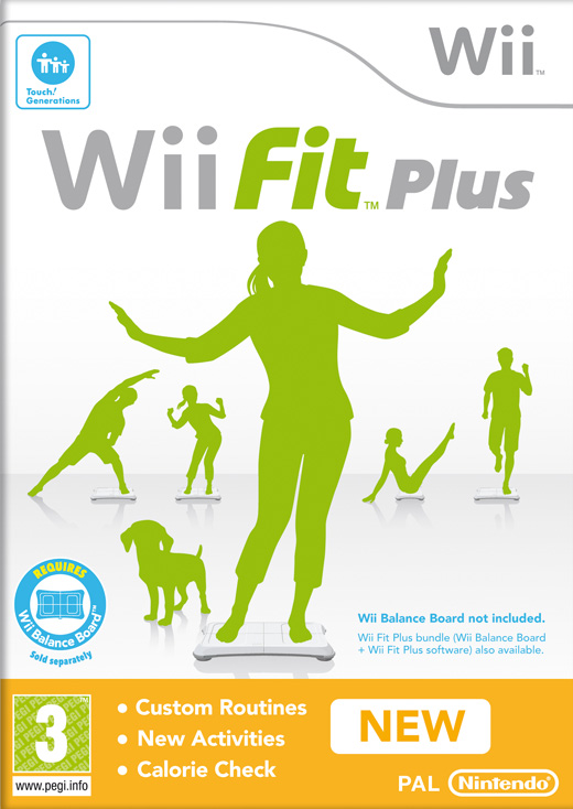 Wii Fit Plus (Software Only)