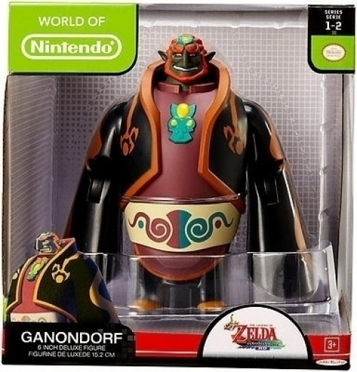 World of Nintendo Deluxe Figure - Ganondorf