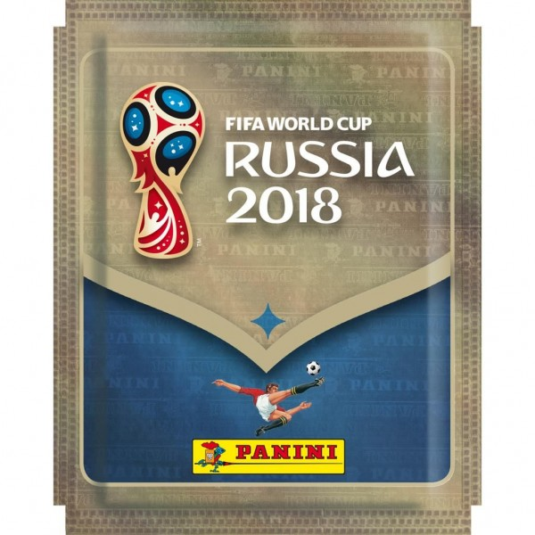 Worldcup 2018 Stickerzakje