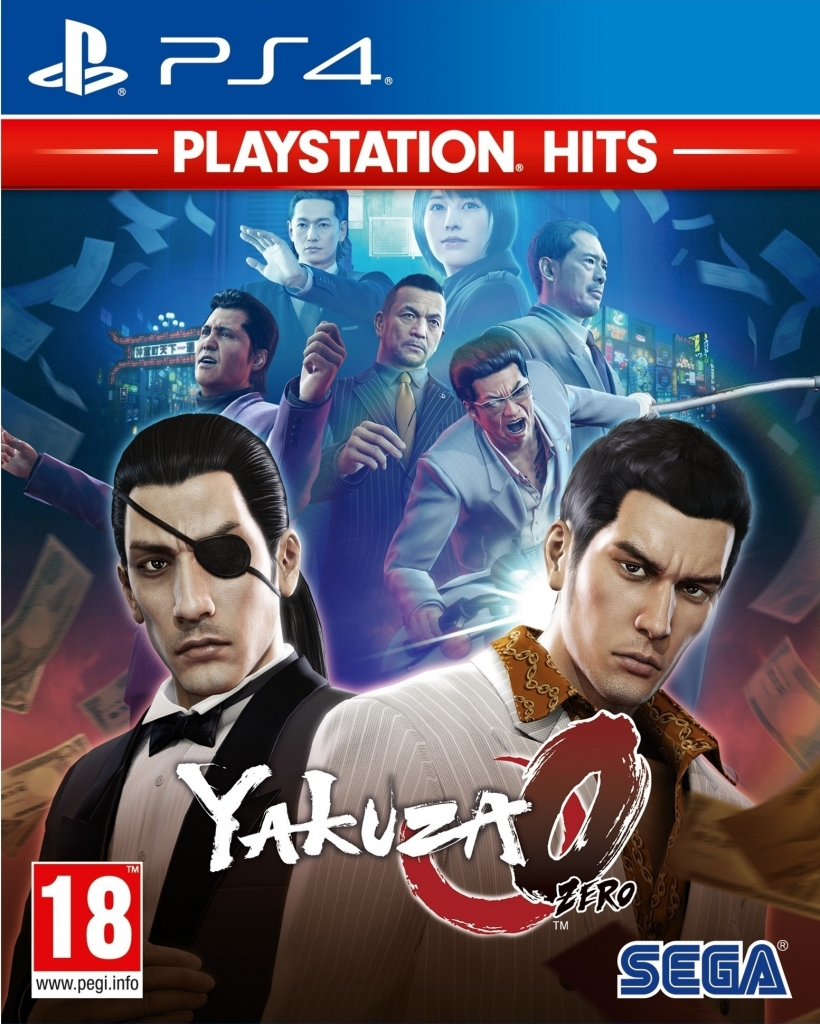 Yakuza Zero (Playstation Hits)
