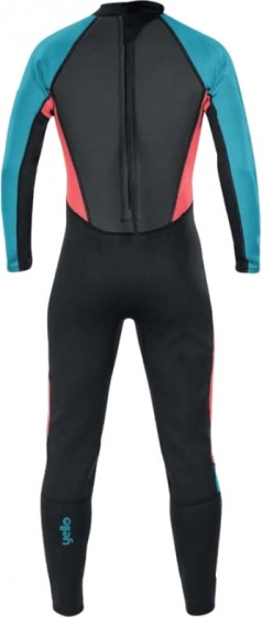 Yello wetsuit Thresher 2 mm jongens zwart maat MT