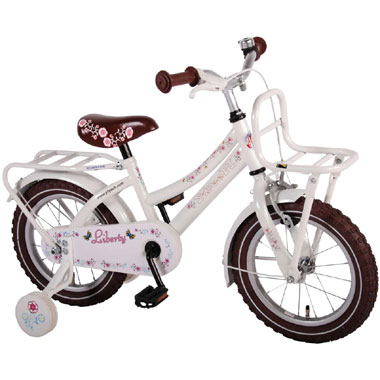 Yipeeh Liberty Urban fiets - 14 inch - wit
