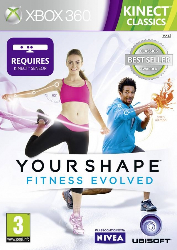 Your Shape Fitness Evolved (classics)