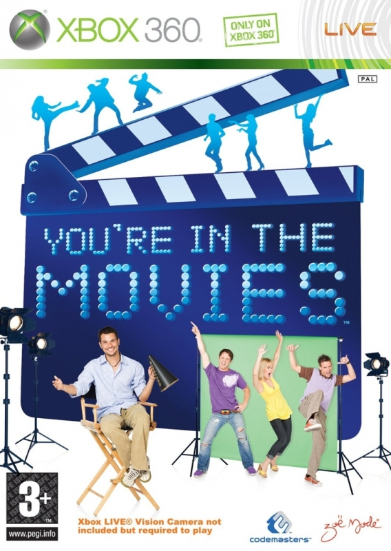 You\re In The Movies