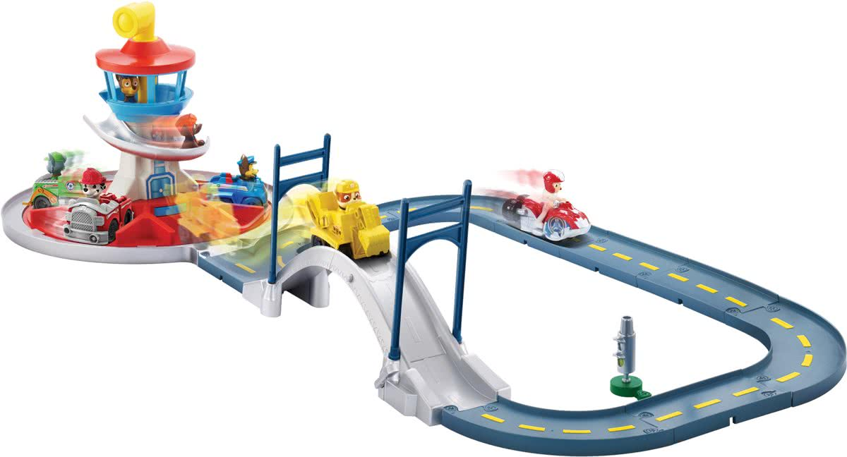 PAW Patrol Launch n Roll Lookout Tower - Speelset
