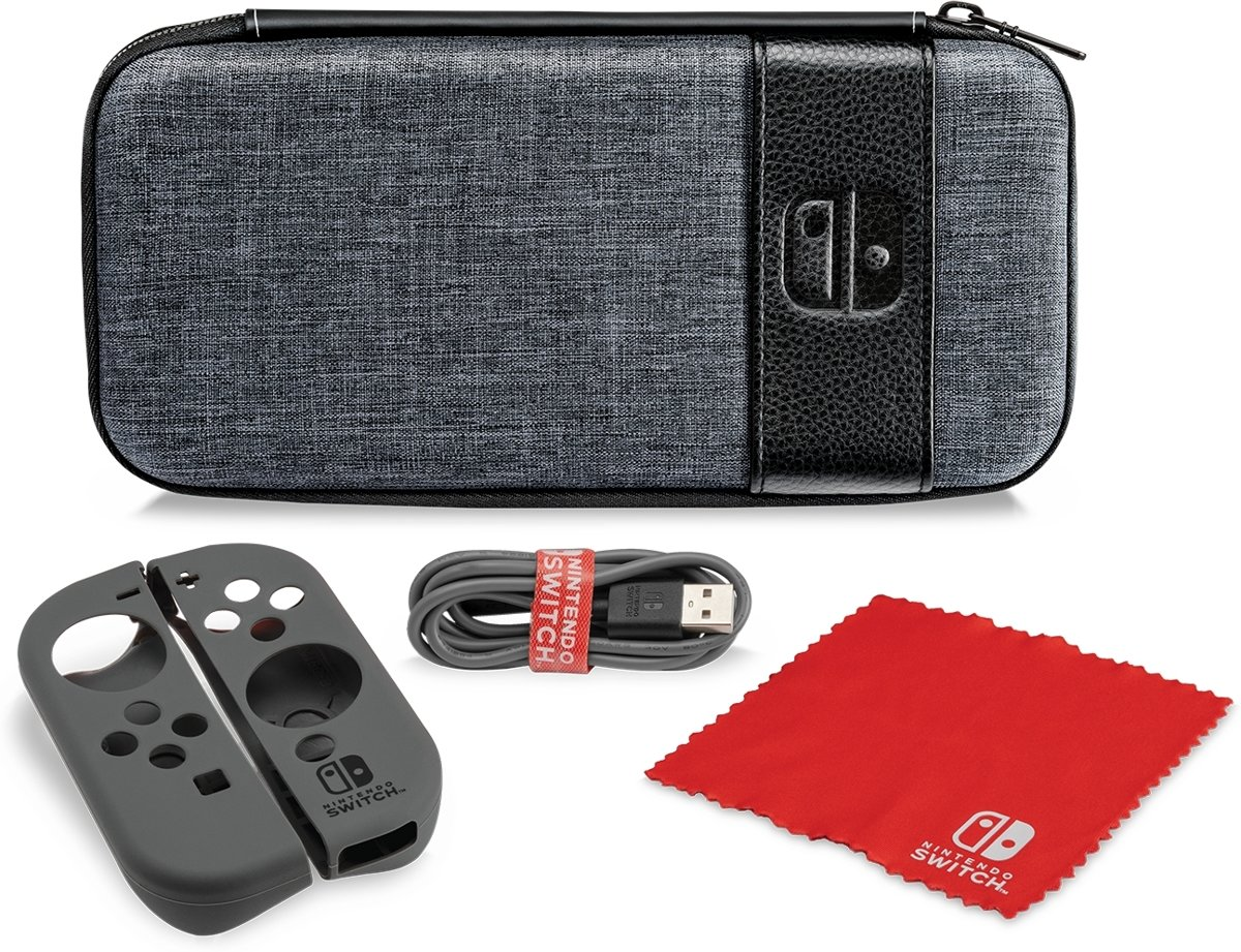 Nintendo Switch   -   Starter Kit