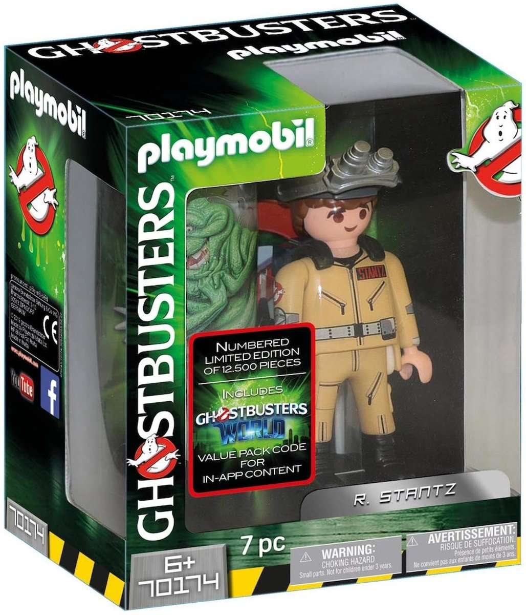 Ghostbusters™ Collectors Edition R. Stantz, Ghostbusters™/Ghostbusters™ Edition Collector R. Stantz