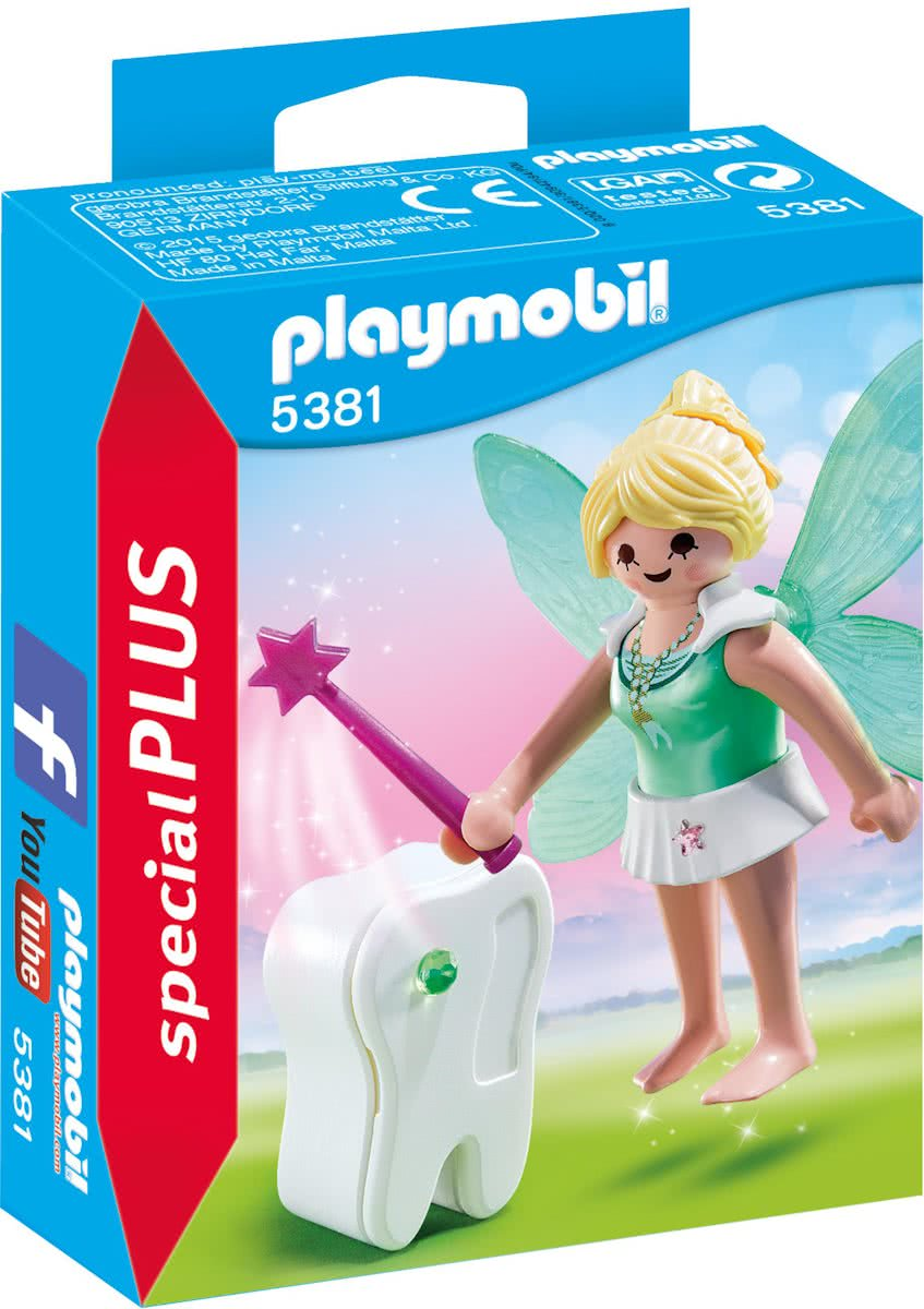 PLAYMOBIL Tandenfee - 5381