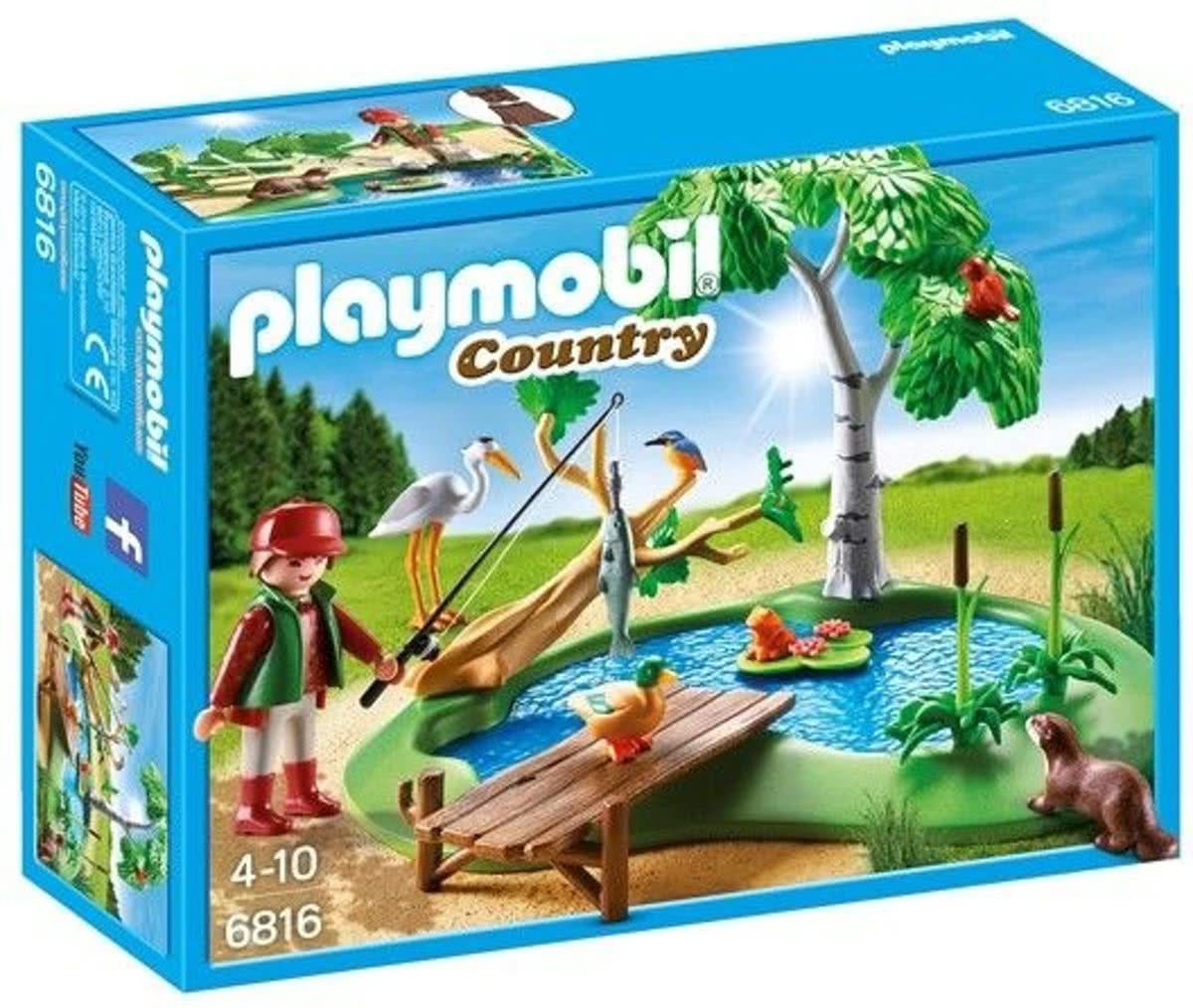 Playmobil Country : Visvijver (6816)