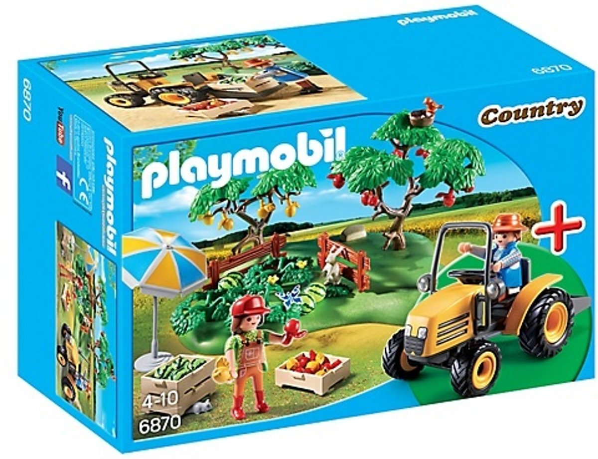 Playmobil Country: Starterset Boomgaard (6870)