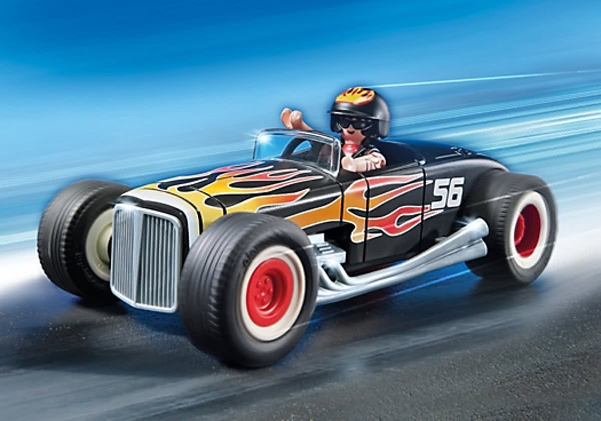 Playmobil Fire Racer -  5172